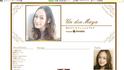 美容モデル、田中マヤが結婚!