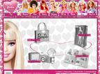Barbie、キュートで人形のようにほっそり見えるレッグウェアを発売