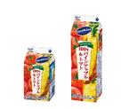 森永乳業から、フルーツと野菜のフレッシュなジュース新発売