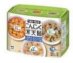キユーピー「こんにゃく寒天麺7食セット」でカロリーコントロール