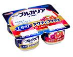 女性にうれしい果実を使ったLB81乳酸菌のヨーグルト発売