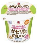 『恵 megumi ガセリ菌SP株 豆乳仕立て』が機能性表示食品としてリニューアル!