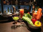 渋谷の夜は野菜で酔え!コールドプレスカクテルBARがオープン