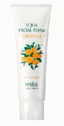 いつもの洗顔タイムに爽やかなオレンジの香りをプラス