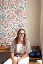 スウェーデンのテキスタイルデザイナー、ハンナさんのファブリックが新発売!