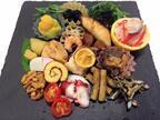 カジュアルにおせち料理を楽しむためのファイナルウェポン♪ 和紙の器「オモテワシケース」がパーティ・シーンで大活躍!