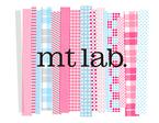 3組のクリエイターによるマスキングテープの展示「mt lab.」開催中