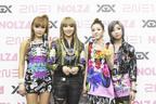 2NE1、初日本ツアー・スタート。7万人と「ノルジャ!」