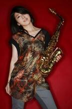 アジアで最も美しいサックス・プレイヤー、小林香織が初のセルフ・プロデュース・アルバムをリリース