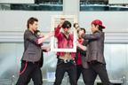"""台湾のダンスキング・SHOW、CD発売イベントで噂の""""フレームの舞"""""""