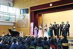 東京・春・音楽祭のプレイベント「桜の街の音楽会」が開幕