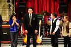 貴乃花親方が「吉本新喜劇」で大相撲春場所をPR!