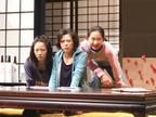 秋山菜津子らが、蓬莱竜太作『まほろば』であけすけな女4世代トークをふたたび