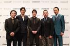 唐沢寿明、日中韓共同制作ドラマで気温40度の過酷ロケ。「香港スタッフ休ませてくれない」