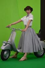 AKB48秋元才加、気分はオードリー・ヘップバーン! 舞台版『ローマの休日』