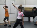 7代目沖田総司役に挑戦の桐谷美玲、「腹筋100回やってます!」
