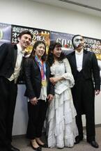 吉田沙保里、キスシーンにドキドキ!? 『オペラ座の怪人』に興奮