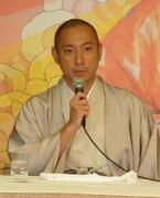 市川海老蔵、「勘三郎さんに習ったものをぜひ」と3月に『夏祭浪花鑑』を上演