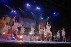 桜満開の東京・渋谷でSUPER☆GiRLS、ツアー初日を迎える