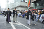 時蔵、染五郎、海老蔵、勘九郎、猿之助ら人気俳優が銀座でお練り