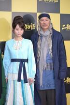 """""""古代日本""""で繰り広げられる究極の恋愛劇。『二都物語』いよいよ開幕"""