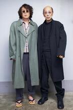 蜷川幸雄と古田新太が語る、唐十郎作『盲導犬』への熱い思い