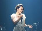 ミュージカル界の歌姫・濱田めぐみが待望のセカンドライブを開催