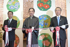 中村梅玉が歌舞伎座ギャラリーをアピール 「歌舞伎の普及は役者の使命」