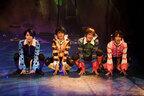 岸谷五朗の「目が厳しかった」! アミューズの若手俳優が熱演する舞台『FROGS』開幕