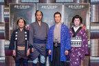佐々木蔵之介、キスシーンに「ドキっとしました」。舞台『非常の人 何ぞ非常に』が開幕