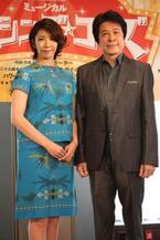瀬奈じゅん&鹿賀丈史でブロードウェイの名作が17年ぶりに。『エニシング・ゴーズ』10月に上演