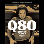 32年ぶりの来日公演を行うクインシー・ジョーンズが、トリビュート盤とベスト盤の2枚同時リリース