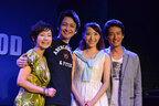 岡田浩暉&貴城けい、歌に苦戦? ミュージカル『テン・ミリオン・マイルズ』日本初上演