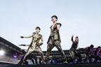 東方神起、海外歌手初の日産スタジアム単独公演 「新しい歴史を皆さんと作れた」