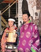 森田剛が醜い悪のヒーローに。舞台『鉈切り丸』開幕
