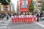 東京パフォーマンスドール、秋葉原でゲリラお練り