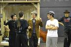 串田和美の傑作音楽劇が復活。その創作現場に潜入!
