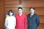 中村獅童、演出の辻仁成は「ものすごく男っぽい」