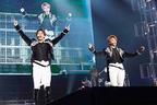 東方神起、ツアー完走! 3年で観客200万人動員を記録