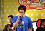 城田優ファントムが来場者に劇中歌を指導