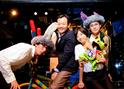 近藤芳正、出ずっぱりで若手4劇団とコラボ