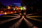 博多の夜を彩るライトアップイベントがスタート