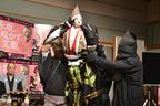 能と文楽が、赤坂サカスで奇跡のコラボレーション!