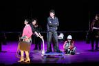 舞台への愛が溢れるミュージカル『HEADS UP!』開幕!