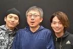 松尾貴史が若手俳優とくだらない笑いを追求