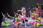 アニメの声優たちでミュージカル化「プリパラ」開演