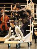 『夢の劇』公開稽古で早見あかりが森山開次と踊る!