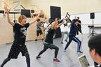 佐野瑞樹も踊る!『懲悪バスターズ』稽古場レポ