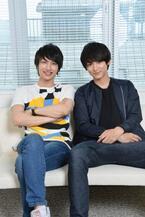 佐藤永典×木戸邑弥『ママと僕たち』は6年ぶり共演