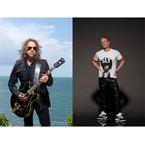 ロックレジェンドの祭典にメタリカ、デフ・レパードのギタリスト出演!